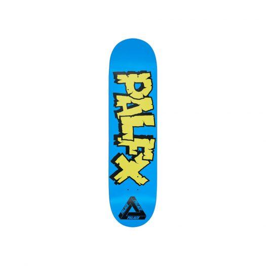Palace Nein FX 8 Skateboard Deck Blue