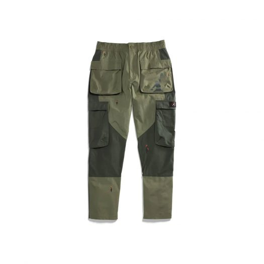 Travis Scott Jordan Cargo Pant Olive