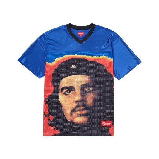 Supreme Che Football Top Royal