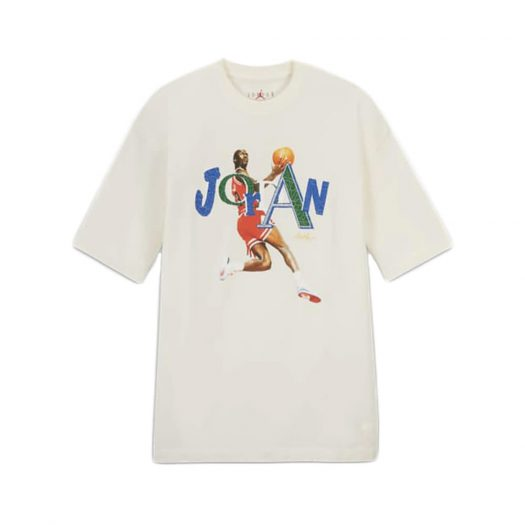 Jordan x Aleali May Tee White