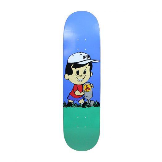 FTP Nukeboy 8.0 Skateboard Deck