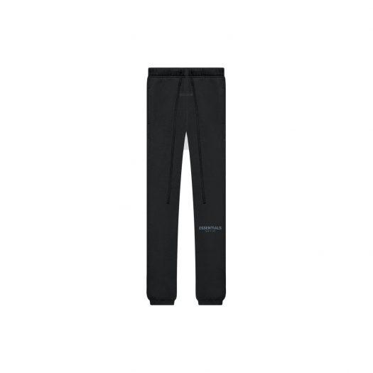 FEAR OF GOD ESSENTIALS Sweatpants (SS21) Black/Stretch Limo