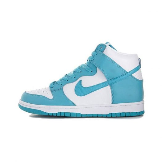 Nike Dunk High Mineral Blue