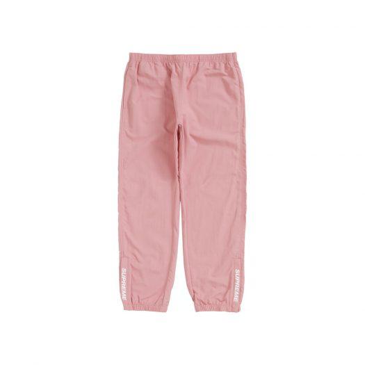 Supreme Warm Up Pant Pink