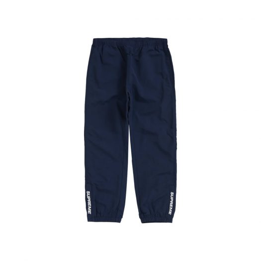 Supreme Warm Up Pant (SS21) Navy