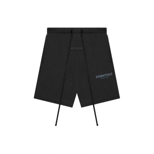 FEAR OF GOD ESSENTIALS Shorts (SS21) Black/Stretch Limo