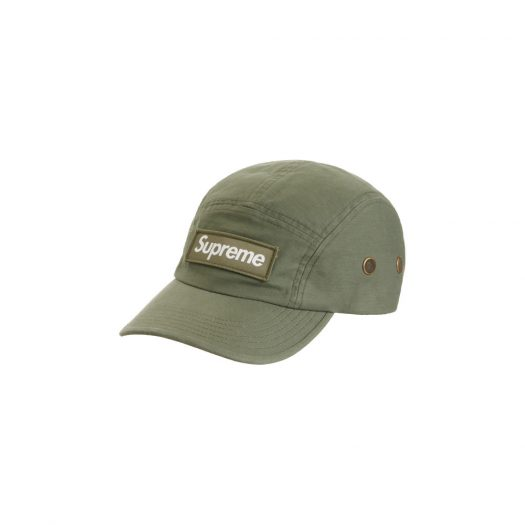Supreme Military Camp Cap (SS21) Olive