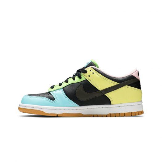 Nike Dunk Low Free 99 Black (GS)