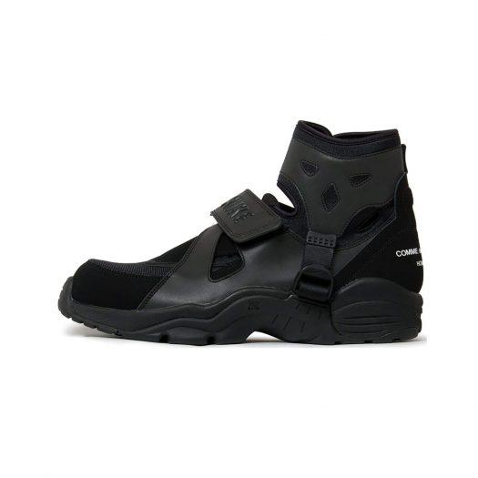 Nike Air Carnivore Comme des Garcons Homme Plus Black
