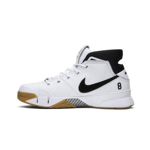 Nike Kobe 1 Protro Undefeated White