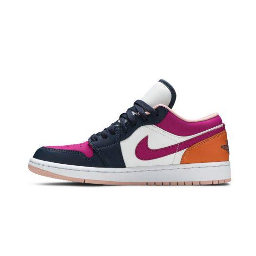 Jordan 1 Low Purple Magenta (W)