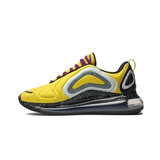 Nike Air Max 720 Undercover Bright Citron