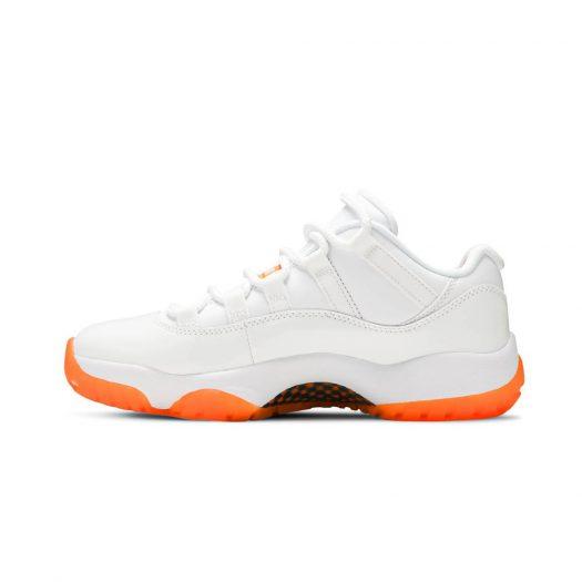 Jordan 11 Retro Low Bright Citrus (W)