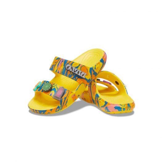 Crocs Classic Sandal Diplo Take a Walk on the Weird Side