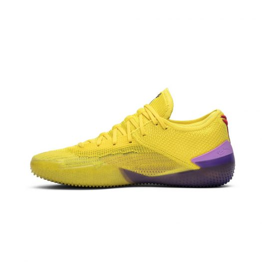 Nike Kobe NXT 360 Yellow Strike
