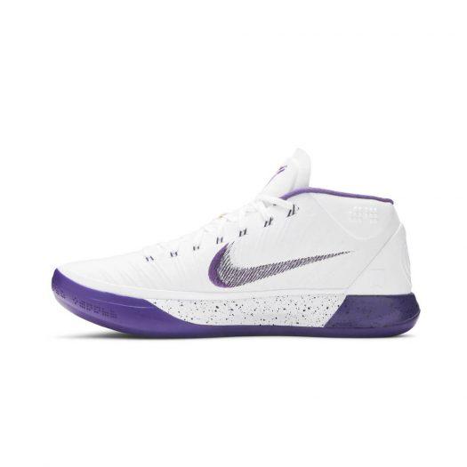 Nike Kobe A.D. Mid Baseline White Court Purple