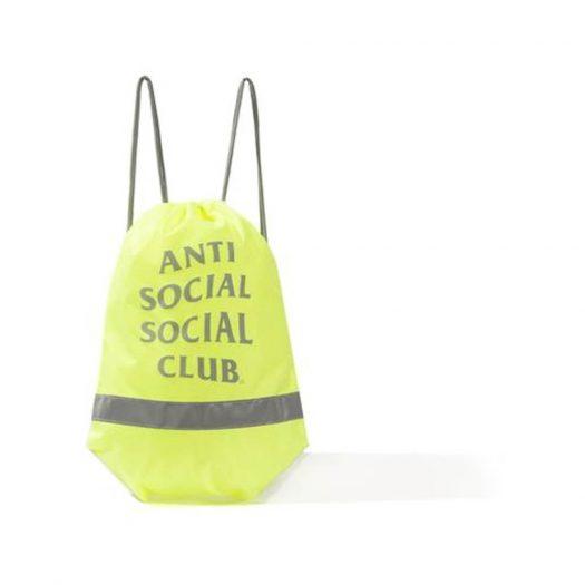 Anti Social Social Club 6th Period Sports Bag Safety Gree
