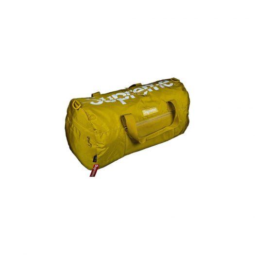 Supreme Duffle Bag Acid Green