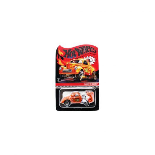 Hot Wheels RLC 41 Willys Gasser Spectraflame Bright Orange