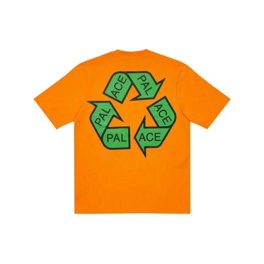 Palace P Cycle T-Shirt Orange