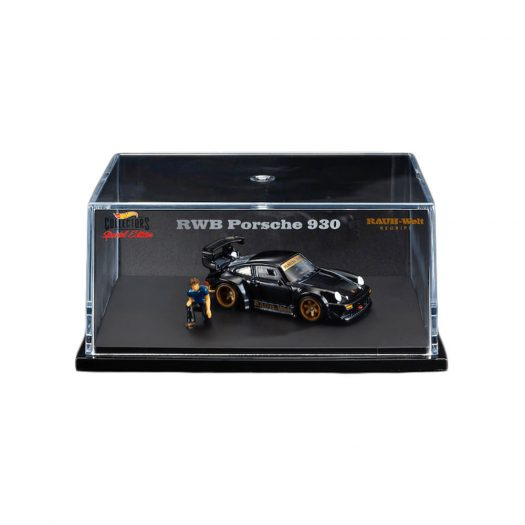 Hot Wheels RLC RWB Porsche 930 Spectraflame Black