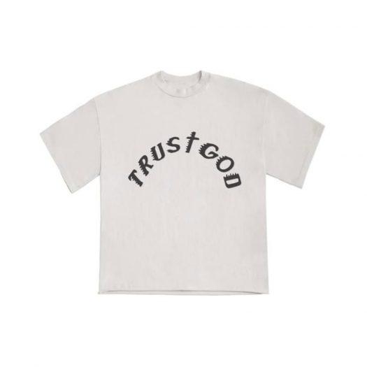 Kanye West Trust God Tee Bone