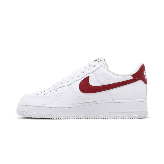 Nike Air Force 1 Low White Team Red