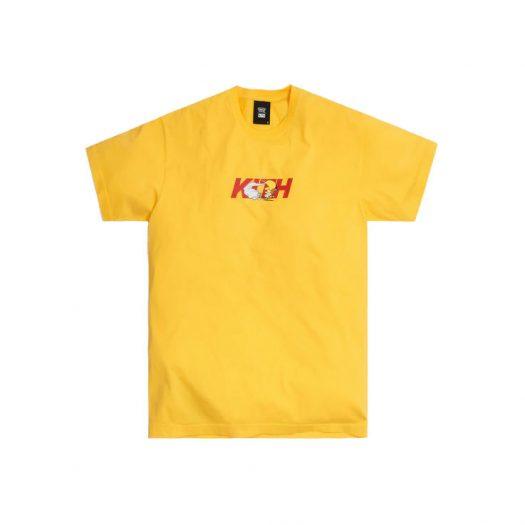 Kith x Looney Tunes Speedy Tee Yellow