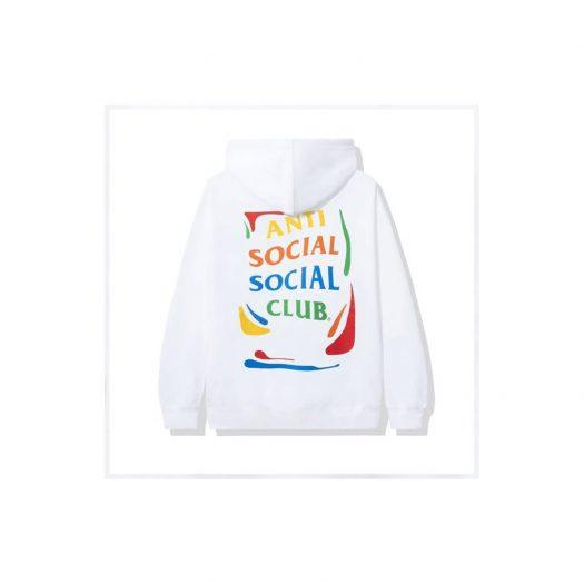 Anti Social Social Club See Me Now? Hoodie White