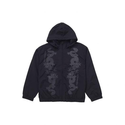 Supreme Dragon Track Jacket Black