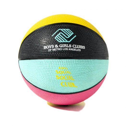 Anti Social Social Club x BGCMLA Mini Basketball Multi