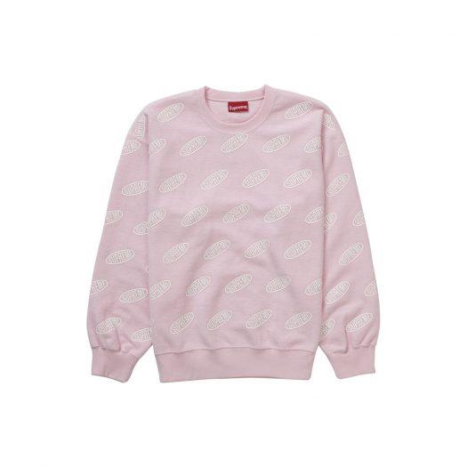 Supreme Liner Crewneck Light Pink