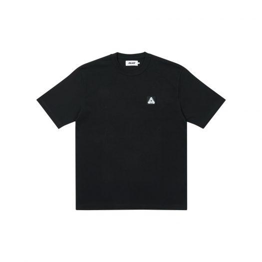 Palace Square Patch T-Shirt Black