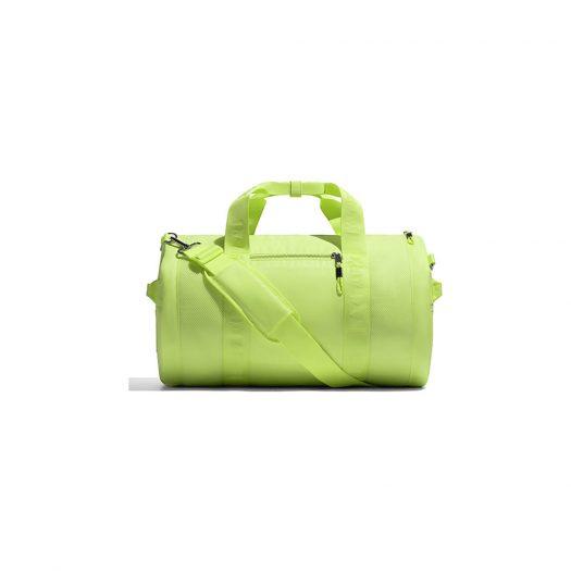 adidas Ivy Park Logo Duffel Bag Hi-Res Yellow