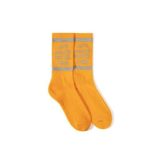 Anti Social Social Club VVS Socks Orange