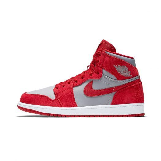 Jordan 1 Retro High Gym Red Wolf Grey