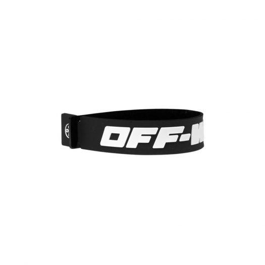 OFF-WHITE Industrial Bracelet Black/White