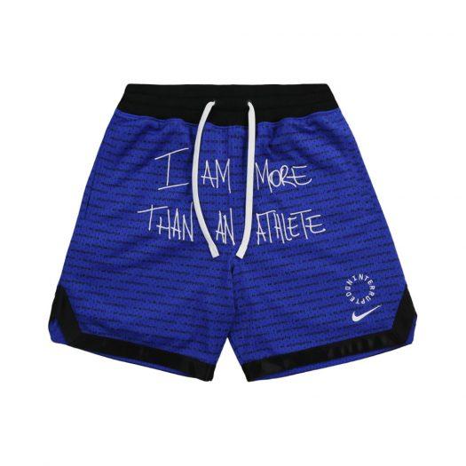 Nike x UN LeBron James More Than An Athlete Shorts Racer Blue/Black