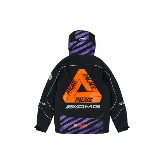 Palace AMG Gore-Tex Jacket Black