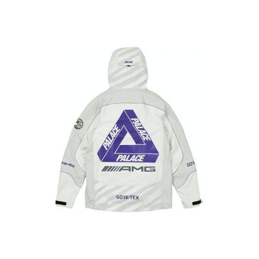 Palace AMG Gore-Tex Jacket White