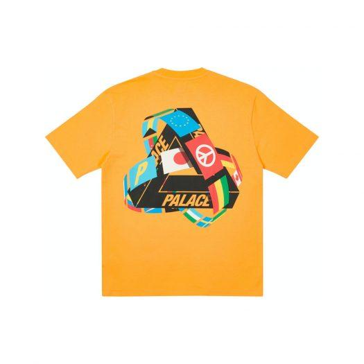 Palace Tri-Flag T-Shirt Orange