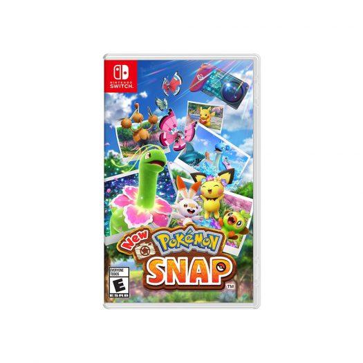 Nintendo Switch New Pokemon Snap Video Game