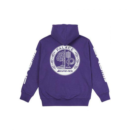Palace AMG Hood Purple