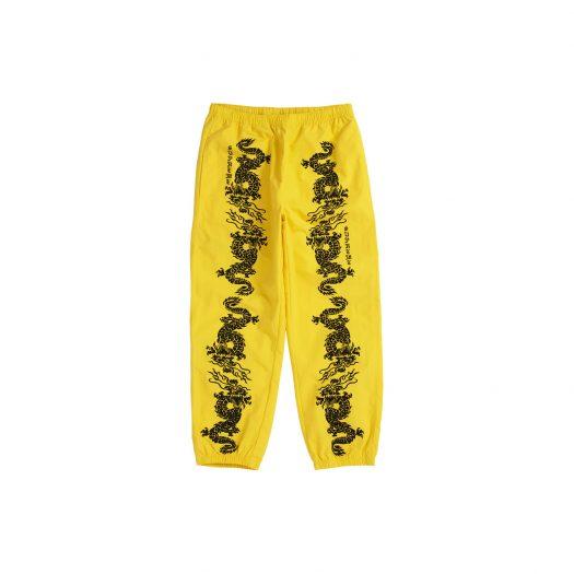 Supreme Dragon Track Pant Yellow