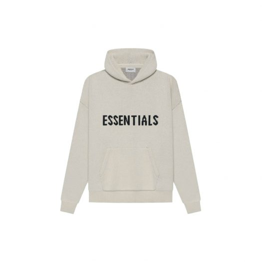 FEAR OF GOD ESSENTIALS Knit Pullover Moss