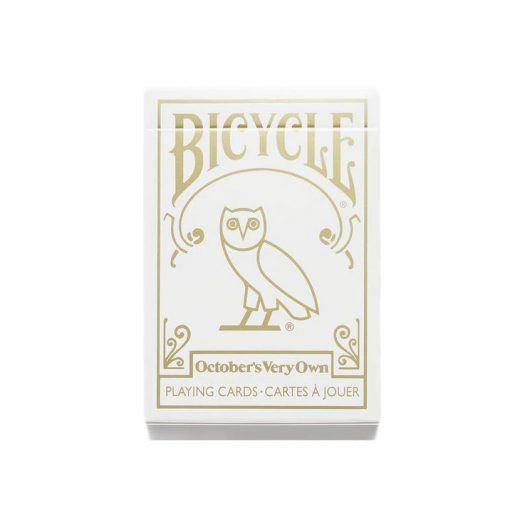 OVO x Bicycle Playing Cards Multi
