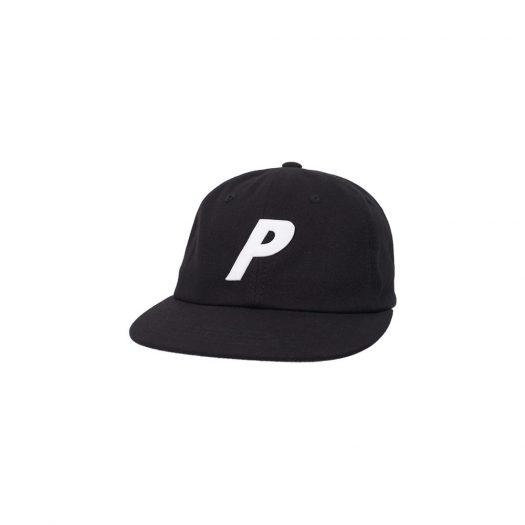 Palace Canvas Pal Hat Black