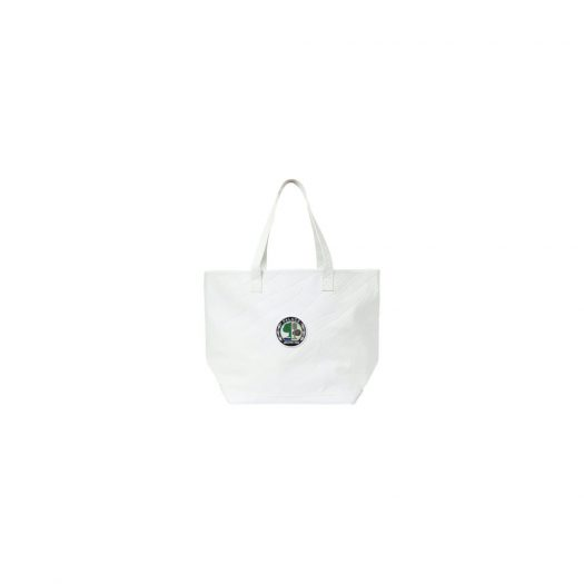 Palace AMG Tote Bag White