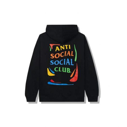 Anti Social Social Club See Me Now? Hoodie Black