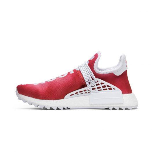 adidas Pharrell NMD HU China Pack Passion (Red)